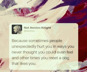 tweets, twitter, and awsten knight image