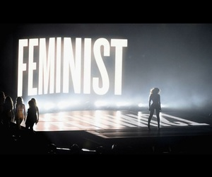 feminist, flawless, and mtv image