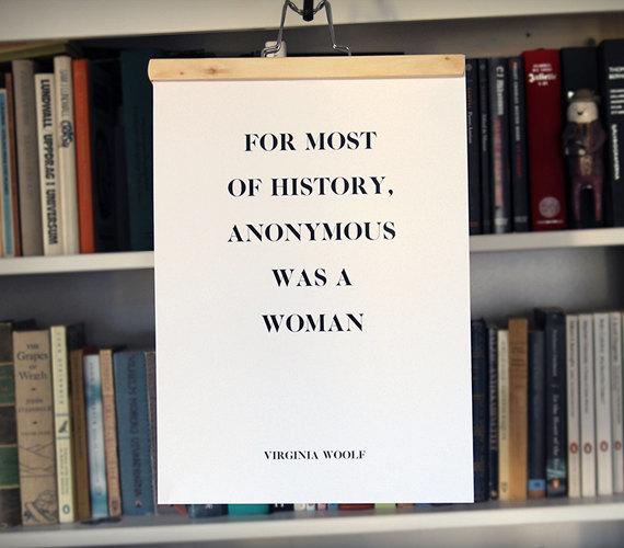 feminism, women, and history image