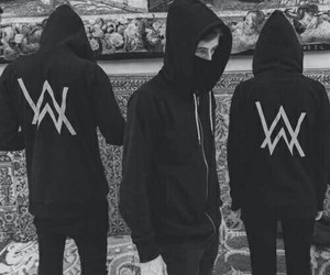 alan walker and faded image