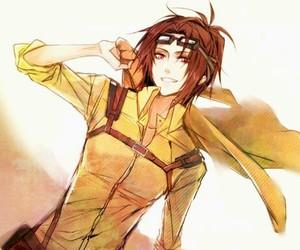 fanart, shingeki no kyojin, and attack of titan image