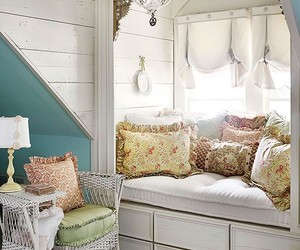 cottage, farmhouse, and home decor image