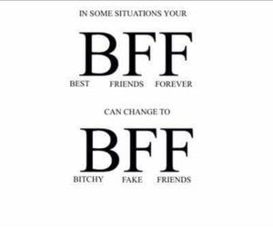 bff, quotes, and true image