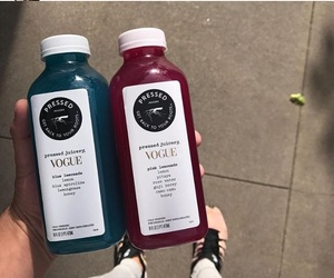 vogue and pressed juice image