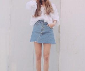 kstyle, koreanshion, and asian fashion image