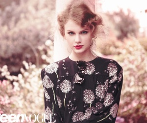 Taylor Swift, Teen Vogue, and beauty image