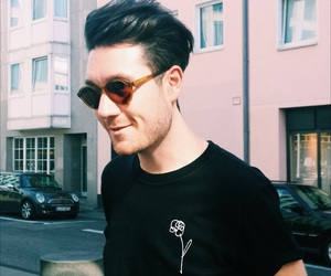 bastille, pink, and dan smith image