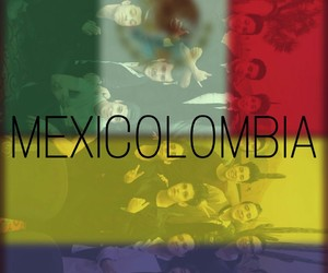 colombia, caballeros, and méxico image