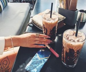 case, chill, and coffee image