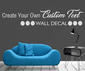 etsy, wall stickers, and wall art decal image