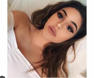 beauties, makeup, and baddies image
