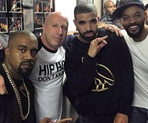 Drake, ghetto, and will smith image
