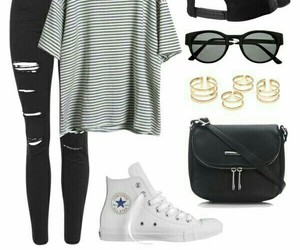 converse, style, and fashion image