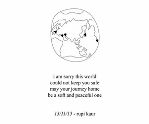 quotes, world, and peace image