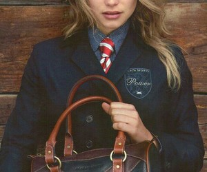 beautiful, classic, and preppy image