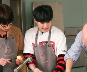chef, bts, and cute image