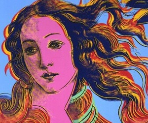 art, andy warhol, and painting image