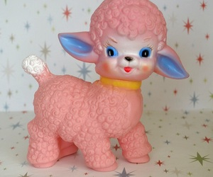 crybaby, pink, and toy image