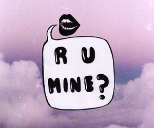 arctic monkeys, r u mine, and wallpaper image