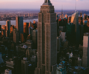 background, city, and new york image