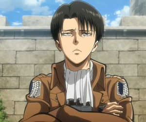 anime, jean kirschtein, and eren jeager image