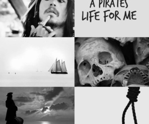 black, captain, and Collage image