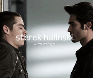 teen wolf, tyler hoechlin, and dylan obrien image