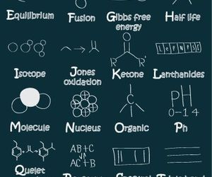 chemistry and study image