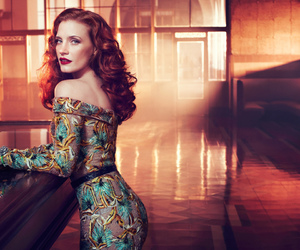 fashion and jessica chastain image