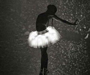 dance, ballet, and light image