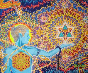 psychedelic trip image