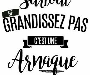 Citations, french, and cute image