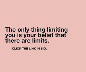 inspiration, limits, and motivation image