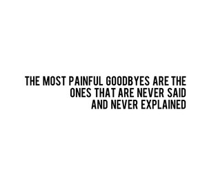 goodbye and quotes image