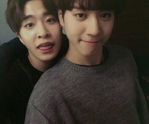 kpop, youngjae, and yugyeom image