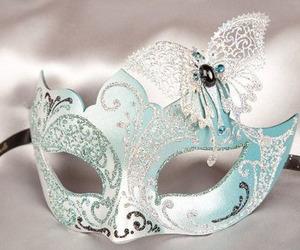 elegance, intrigue, and light blue image