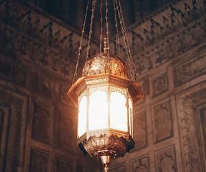 light, Ramadan, and رَمَضَان image