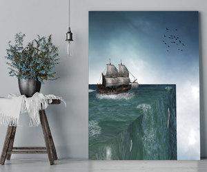 art, creative, and interior image