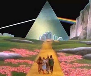 Pink Floyd, Oz, and Wizard of oz image