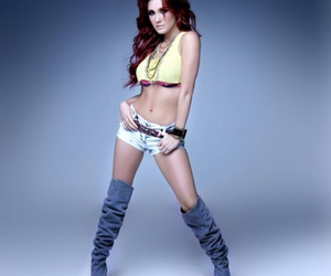 diva, red hair, and dulce maria image
