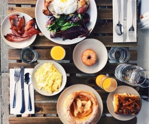 breakfast and north american image