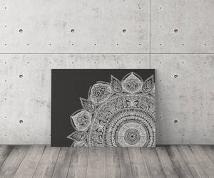 black and white, etsy, and white and black image