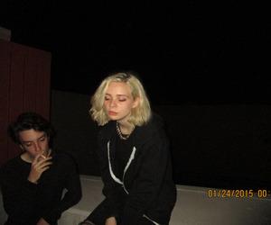 bad, dark, and smoke image