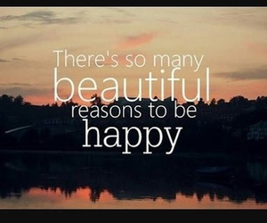 beautiful, happy, and reasons image