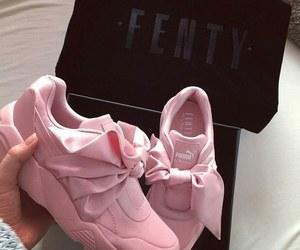 pink, girl, and fashion image