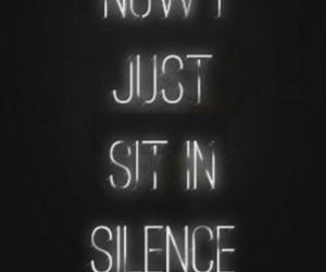 silence, twenty one pilots, and band image