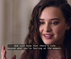 13 reasons why, quote, and hannah baker image