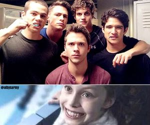 teen wolf, boy, and colton haynes image