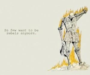 Ray Bradbury, rebel, and fahrenheit 451 image