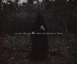 dark, qoute, and witch image